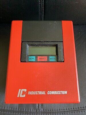 Fireye E110 Flame-monitor Control