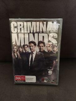 Season 9 criminal minds dvd Craigieburn Hume Area Preview