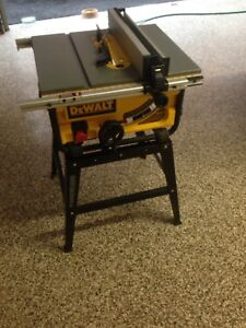 Support stand for table saw (universal) **