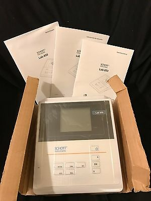 Si Analytics Lab 850 Ph Meter Si Analytics Gmbh 285205050 Newest Model