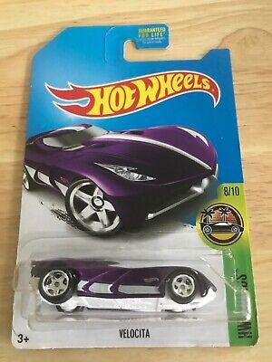 2017 Hot Wheels Super Treasure Hunt Velocita