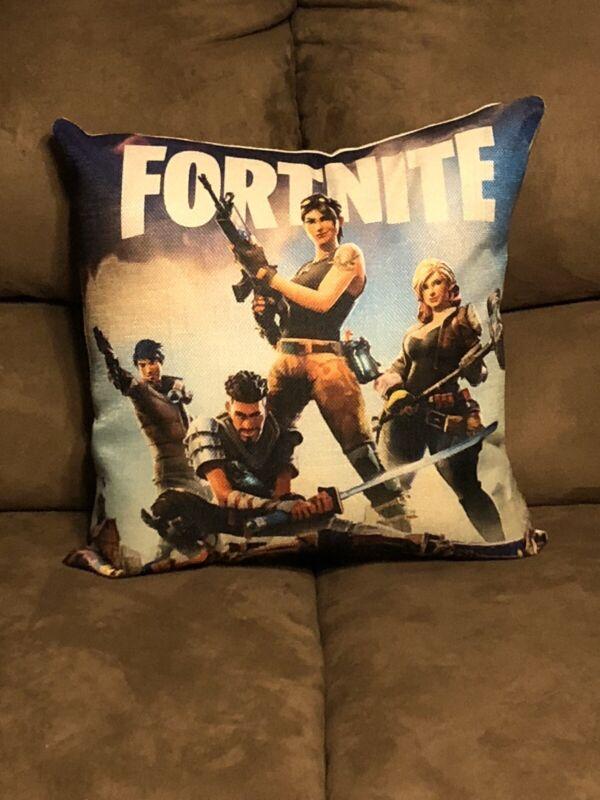 Handmade Fortnite Pillow