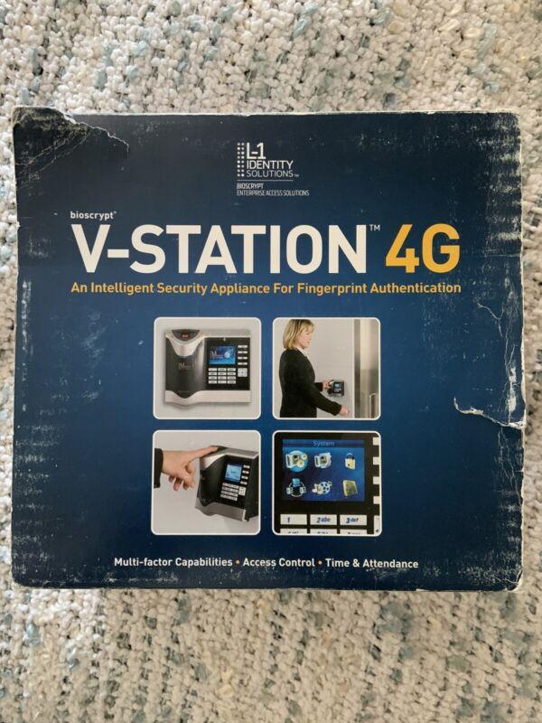 L-1 Identity Solutions BIOSCRYPT V-Station 4G TWIC Biometric Fingerprint Reader