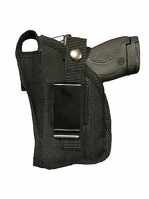 Nylon Gun Holster for Smith and Wesson CS9, 2213 with Laser
