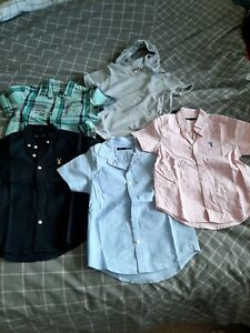 Kids 5 year old boys clothes mix of summer clothes Randwick Eastern Suburbs Preview