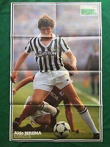 RT106-ALDO-SERENA-JUVENTUS-Poster-Story-80x55-cm-da-Guerin-Sportivo-calcio