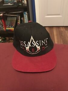 Assassins creed black red and white hate