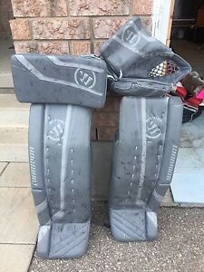 Warrior G2 Ritual Goalie Gear