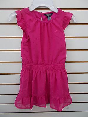 Girls Nautica $36.50 Pink w/ Polka Dots Dress Size 4 - 6