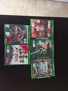 Xbox one games bundle Artarmon Willoughby Area Preview