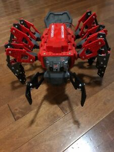 Mechano Mecca Spider