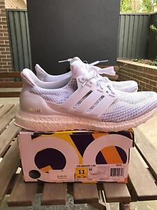 """Adidas ultra boost LTD """"reflective white"""" US11 Liverpool Liverpool Area Preview"""