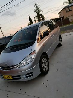 Toyota tarago 2000