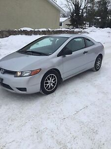 2006 Honda Civic DX new safety clean title