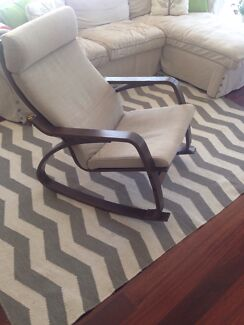Ikea Poang Rocking chair (like new) Mount Claremont Nedlands Area Preview