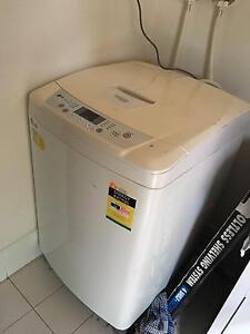 LG washing machine Watson North Canberra Preview