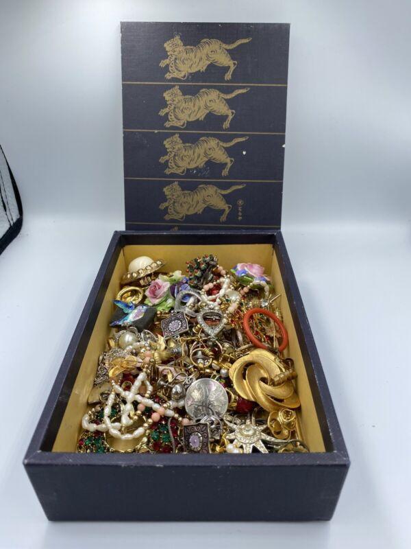 Jewelry Box Vintage Mix