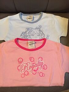 BRAND NEW GIRLS LEVIS TSHIRTS BOTH FOR 3.00.   Size 6x