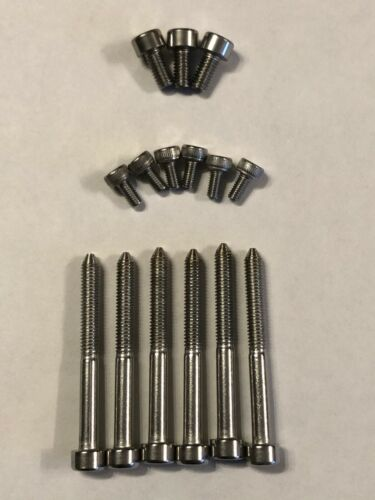Stainless Steel Hardware Kit For Floyd Rose - 6 String