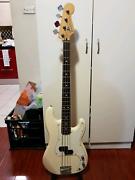 Fender Precision Bass Guitar (MIM) Blacktown Blacktown Area Preview