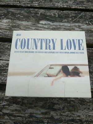Country Love CD Set  Country Music segunda mano  Embacar hacia Spain