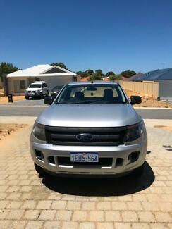 Ford ranger XL PX ute 4x2 2012 Sinagra Wanneroo Area Preview