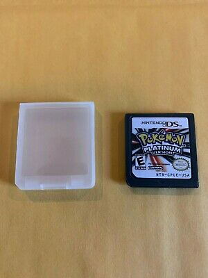 Pokemon: Platinum Reproduction Cartridge USA Fast Shipping!