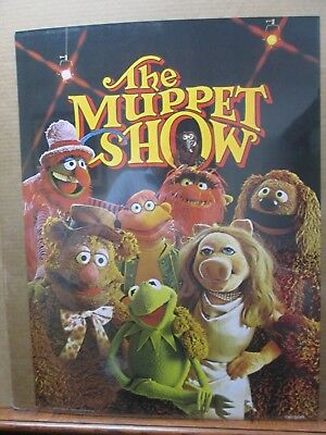 Vintage The Muppet Show Characters 1976 vintage poster Inv#G3205