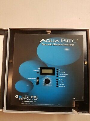 Hayward Goldline Aqua-rite salt Generator Chlorinator
