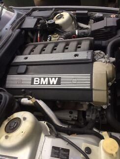 1994 BMW 6 Sedan St Clair Penrith Area Preview