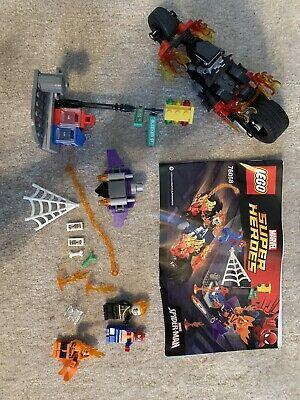 LEGO 76058 Marvel Super Heroes Spider-Man: Ghost Rider Team-Up Hobgoblin