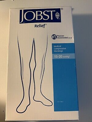 Jobst Relief Medical Compression Stockings 15-20 mmHg  All Sizes -