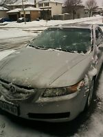 Selling my 2004 Acura TL