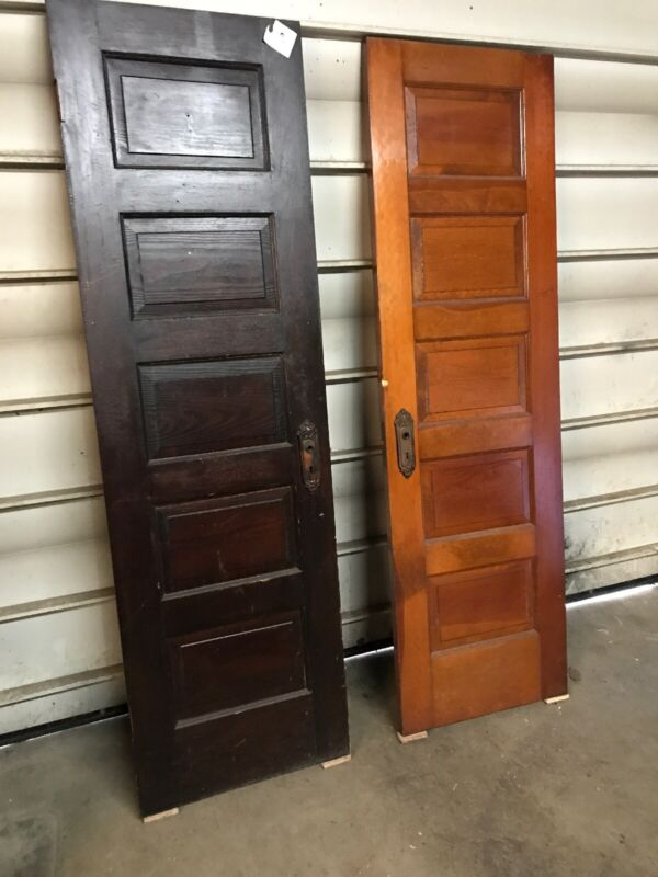 MAR2 Available Praise Each Antique Passage Door 24 X 79.75 -80