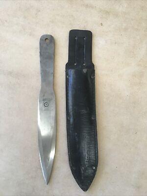 Blackjack Broad Head Sport Thrower Knife - Made In USA