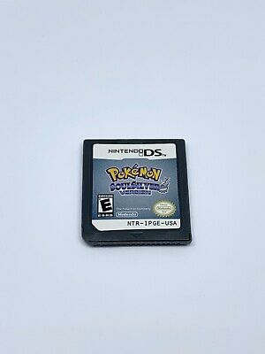 Pokemon: SoulSilver Version (Nintendo DS, 2010) — TESTED