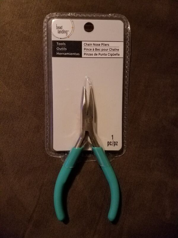 Bead Landing Chain Nose Pliers