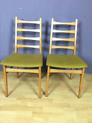 OB16-0070c-Mid Century-Paar Stühle-chairs-fifties-50s-60s-GDR
