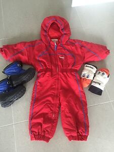 Ski gear for toddler Smithfield Cairns City Preview