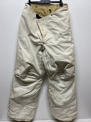 Lion Janesville Structural Firefighting Thermal Pant Liner Size 3436 P2t7psdm