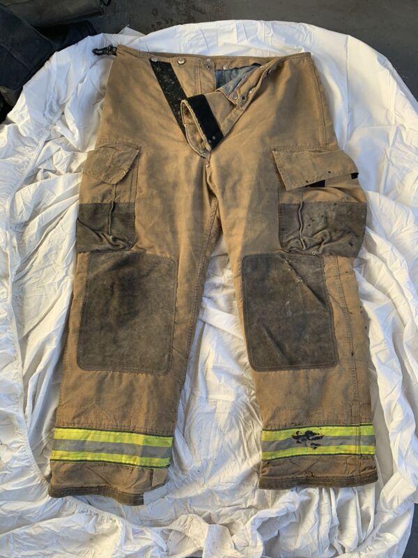 Globe Firefighter Turnout Gear Pants 44x30