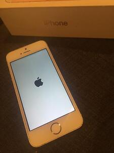 Apple iPhone 5s gold great condition with box  unlocked Elwood Port Phillip Preview