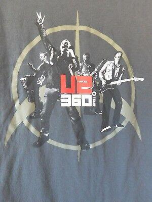 U2 360 Tour Music Konzert Herren T-Shirt GRÖSSE M, gebraucht gebraucht kaufen  Versand nach Germany