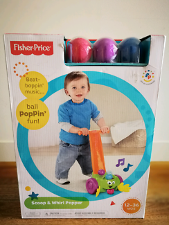Walker toddler toy fisher price brand new in box