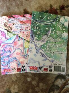 Manga Sakura Hime Books 7 8