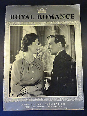 1960s Softback: Royal Romance: Princess Margaret & Antony Armstrong-Jones