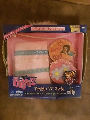 BRATZ    Design 'N' Style   Pillow Perfect   MGA