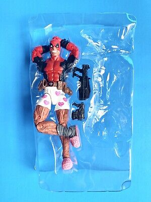 "Marvel Legends ""No Pants"" DEADPOOL in Underwear Mint Figure (No Sauron BAF)"