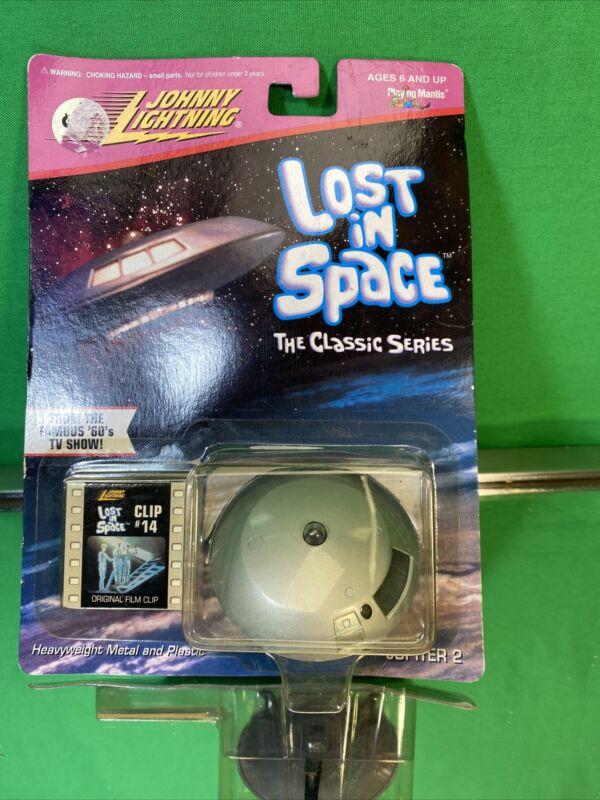 VINTAGE JOHNNY LIGHTNING LOST IN SPACE JUPITER 2 SPACE SHIP NEW MOC 1998