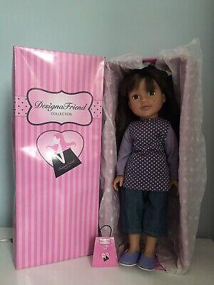 "Design a Friend 18"" doll"